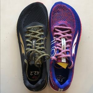 Altra Shoes   Mismatch Altra Escalante